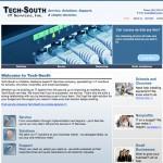 Tech South Website Screenshot