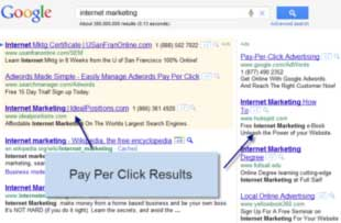 PPC Services Google Search Results